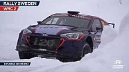 HMDP highlights rally Sweden - Hyundai Motorsport 2018