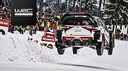 Rallye de Suède 2018 - Spéciales 9-11
