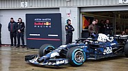 Lanzamiento de Red Bull Racing RB14