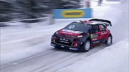 2018 rally Sweden - highlights
