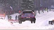Rally Sweden best of: jumps - Hyundai Motorsport 2018