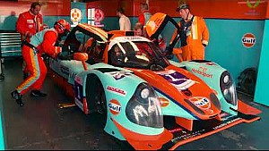 2017/ 2018 Asian Le Mans series -  LMP3 season highlights