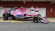 Präsentation: Force India VJM11