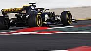 F1 2018 Testing: Test 1, Day 4