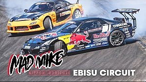 Mad Mike's Japan drift travel: Ebisu circuit