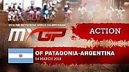 Accidente de Jorge Prado en el MXGP de Argentina