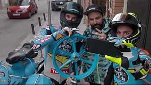 Alex Márquez and Joan Mir, Estrella Galicia Team Moto2