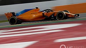 Pretemporada 2018 de F1 - Día 8 ESP
