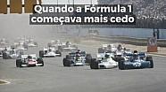 Motorsport Stories: Quando a Fórmula 1 começava mais cedo