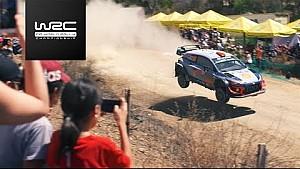 Les meilleurs moments du Rallye du Mexique