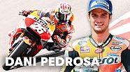 Meet three-time World champion Dani Pedrosa | MotoGP 2018