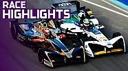 Лучшие моменты гонки Формулы Е в Пунта-дель-Эсте