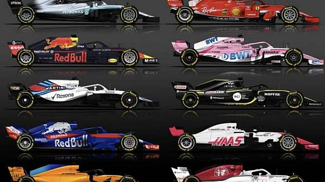 Formula 1 Video: F1 Spotter Guide – your 2018 runners and riders