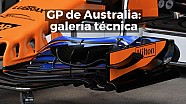 Motorsport Shorts: GP de Australia galería técnica