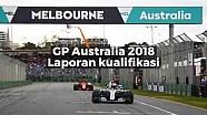 GP Australia 2018: Laporan kualifikasi