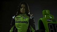 Echa un vistazo al coche de Danica Patrick para la Indy 500