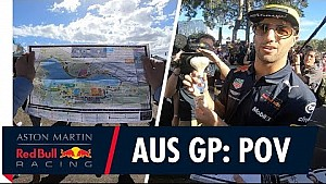 The Australian Grand Prix POV | The ultimate first F1 race experience