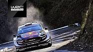 WRC Tour de Corse 2018: Etap Özetleri 3-4