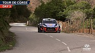 Tour de Corse día tres - Hyundai Motorsport 2018