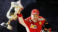 Ugyanaz a forgatókönyv: Vettel tarol, Hamilton lemarad, Räikkönen szenved...