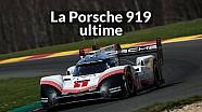 La Porsche 919 ultime