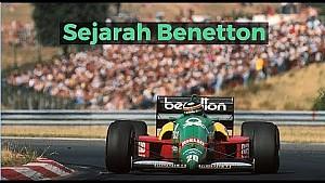 Sejarah Benetton | Racing Stories