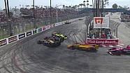 Le résumé de l'IndyCar à Long Beach