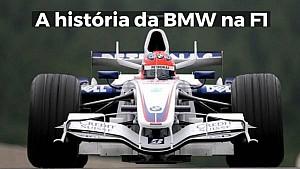 A História da BMW na Fórmula 1