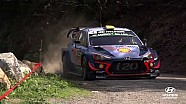 Tour de Corse best of: slow-mo - Hyundai Motorsport 2018