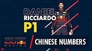 Our Chinese Grand Prix in numbers | Daniel Ricciardo wins from P6