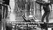 Kemenangan Pertama Ayrton Senna | Racing Stories