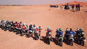 Afriquia Merzouga Rally 2018 - Etapa 5 - Ambiente