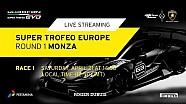 Lamborghini Super Trofeo Europe 2018 - Monza - race 1