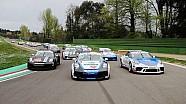 Tra i cordoli di Imola con la Porsche GT3 Cup