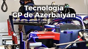 Motorsport Shorts: tecnología en el GP de Azerbaiyán