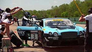 K Pax Racing dominates Pro-Am at Virginia International raceway