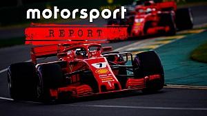 Motorsport-Report #111: Vettel über Räikkönen