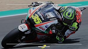 Startgrid MotoGP: Spanje