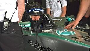 Aldo Costa all'Historic Minardi Day