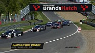 Blancpain GT Series Round 3 Brands Hatch Race 1 Highlight