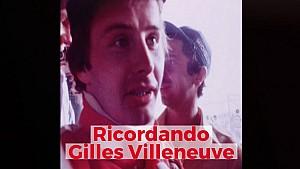 Ricordando Gilles Villeneuve