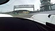 Caméra embarquée avec la Porsche 919 Tribute à Spa