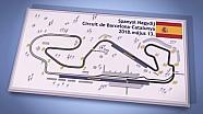 F1-pályabemutató 2018 - Spanyol Nagydíj