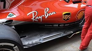 F1 Tech: Spanje