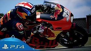 MotoGP 18 | Trailer Gameplay
