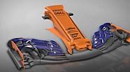 F1-Technik: Die neue McLaren-Nase