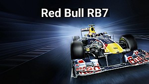 Retro: De Red Bull RB7