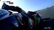 Kecelakaan Zarco dan Luthi | MotoGP Prancis 2018