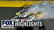 Kyle Busch & other top contenders taken out in multi-car wreck | 2018 All-STAR RACE