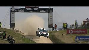 Rallye du Portugal - Résumé Jour 3 - 2018